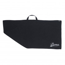 PUMA Player's Microfiber Golf Towel Black - PUMA Golf