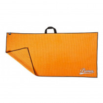 PUMA Player's Microfiber Golf Towel Vibrant Orange - PUMA Golf
