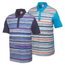 2015 PUMA Road Map Golf Polo Shirt - PUMA Golf