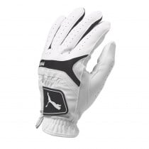 PUMA Sport Performance Player's Golf Glove White/Black - PUMA Golf