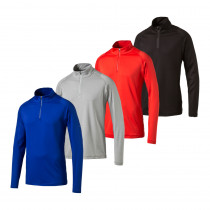 PUMA Tech 1/4 Zip Golf Popover Cresting - PUMA Golf