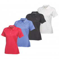 Women's PUMA Titan Tour Polo Golf Shirt - PUMA Golf