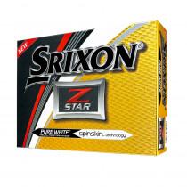Srixon Z-Star Pure White Golf Balls - Srixon Golf