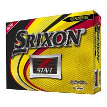 2019 Srixon Z-Star Tour Yellow Golf Balls - Srixon Golf