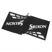 Srixon Z85 Tour Towel Black/White - Srixon Golf