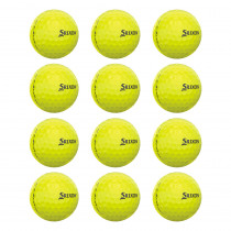 Srixon Z-Star 4 Tour Yellow LOOSE #6 Golf Balls - Srixon Golf