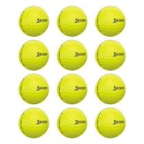 Srixon Z-Star 4 XV Tour Yellow LOOSE #5 Golf Balls - Srixon Golf