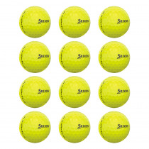 Srixon Z-Star 4 XV Tour Yellow LOOSE #6 Golf Balls - Srixon Golf