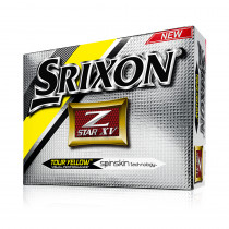 Srixon Z-Star XV Tour Yellow (2015) - 1 Dozen