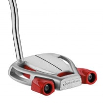 TaylorMade Spider Tour Platinum Double Bend Putter - TaylorMade Golf