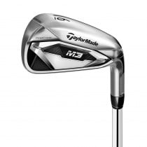 TaylorMade M3 Iron Set Graphite Shafts - TaylorMade Golf