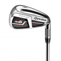 TaylorMade M6 Iron Set Graphite Shafts - TaylorMade Golf