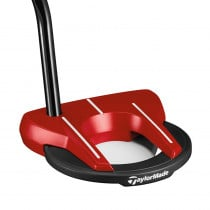 TaylorMade Spider Arc Red Putter - TaylorMade Golf