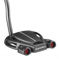 TaylorMade Spider Tour Black Double Bend Putter - TaylorMade Golf