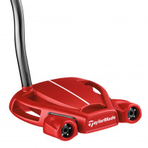 TaylorMade Spider Tour Red Double Bend Putter - TaylorMade Golf