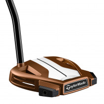 TaylorMade Spider X Copper Single Bend Putter - TaylorMade Golf
