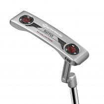 TaylorMade TP Collection Soto Putter w/ Super Stroke Grip - TaylorMade Golf