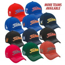 Titleist MLB Fitted Cap - Titleist Gofl