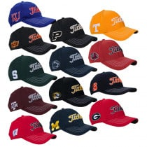 Titleist NCAA Fitted Cap - Titleist Golf