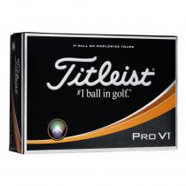 Titleist Pro V1 White Golf Balls - Titleist Golf