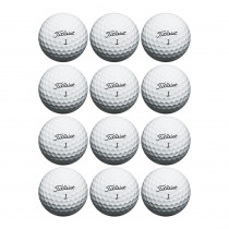Titleist Pro V1 Loose Golf Balls Custom Logo Overrun - 1 Dozen
