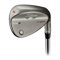 Titleist Vokey SM6 Steel Grey Wedge