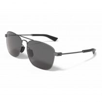 Satin Gunmetal/Black/Grey Polarized