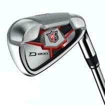 Wilson Staff D200 Iron Set - Wilson Golf
