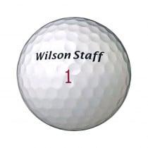Wilson Staff Duo White Golf Balls - Wilson Staff Golf
