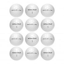 Wilson Staff Due Urethane Golf Balls - Wilson Staff