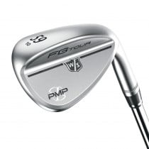 Wilson Staff FG Tour PMP PVD Wide Sole Wedge - Wilson Staff Golf