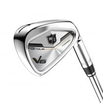 Wilson Staff FG Tour V6 Iron Set - Wilson Staff Golf