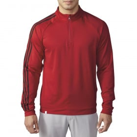 Adidas 3-Stripes 1/4 Zip Layering