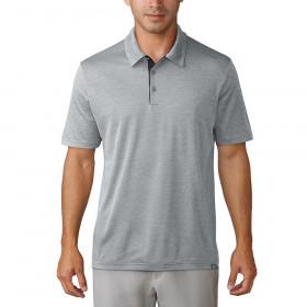 Adidas Men's Golf Adicross Untucked No-Show Polo Shirt