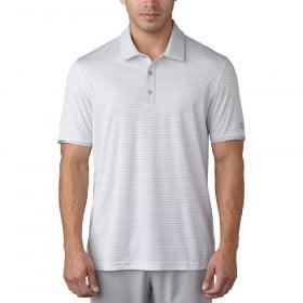Adidas Climachill Tonal Stripe Polo