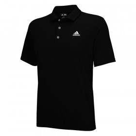 Adidas Puremotion ClimaLite Solid Jersey Polo