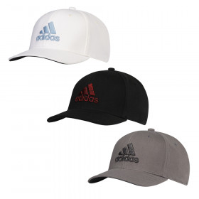 Adidas Heather Logo Fitted Cap