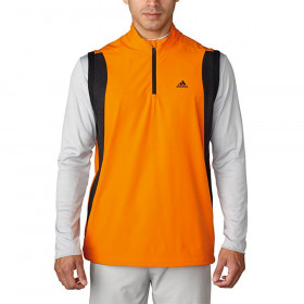 Adidas Performance Stretch 1/2 Zip Wind Vest