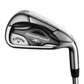 Callaway Steelhead XR Iron Set Steel Shaft
