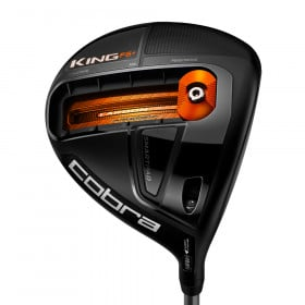 Cobra King F6+ Adjustable Black Driver