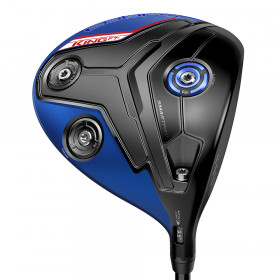 Cobra King F7+ Adjustable Blue Driver