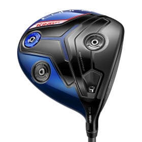 Cobra King F7 Adjustable Blue Driver