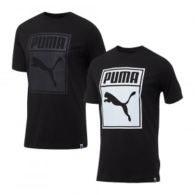 PUMA Grid Fill Box T-Shirt