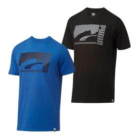 PUMA Mono Suede T-Shirt