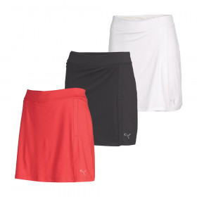 Women's PUMA Solid Knit Golf Skirt
