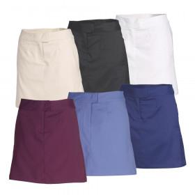 Women's PUMA Solid Tech Golf Skirt