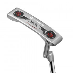 TaylorMade TP Collection Soto Putter w/ Super Stroke Grip