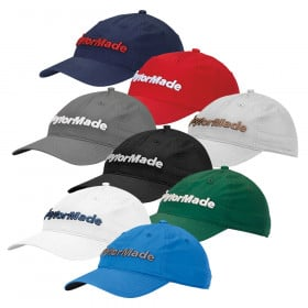 TaylorMade Tradition Lite Adjustable Hat