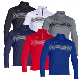 Under Armour UA Qualifier Novelty 1/4 Zip Pullover