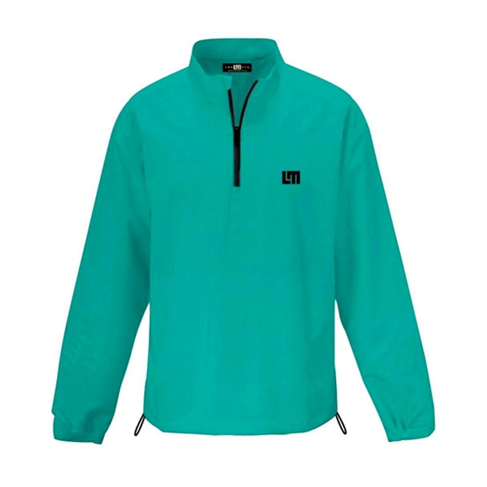Loudmouth Half Zip Long Sleeve Windshirt